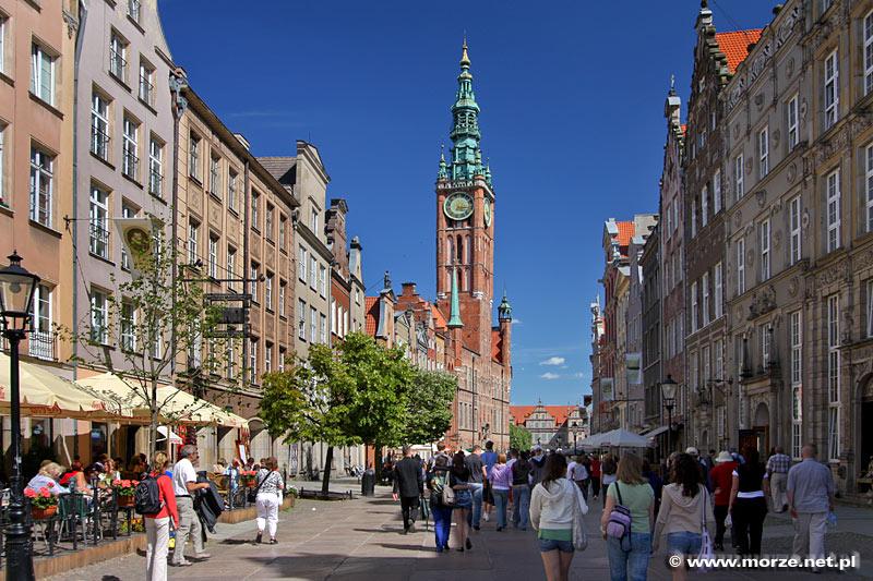 Gdańsk - ulica Długa