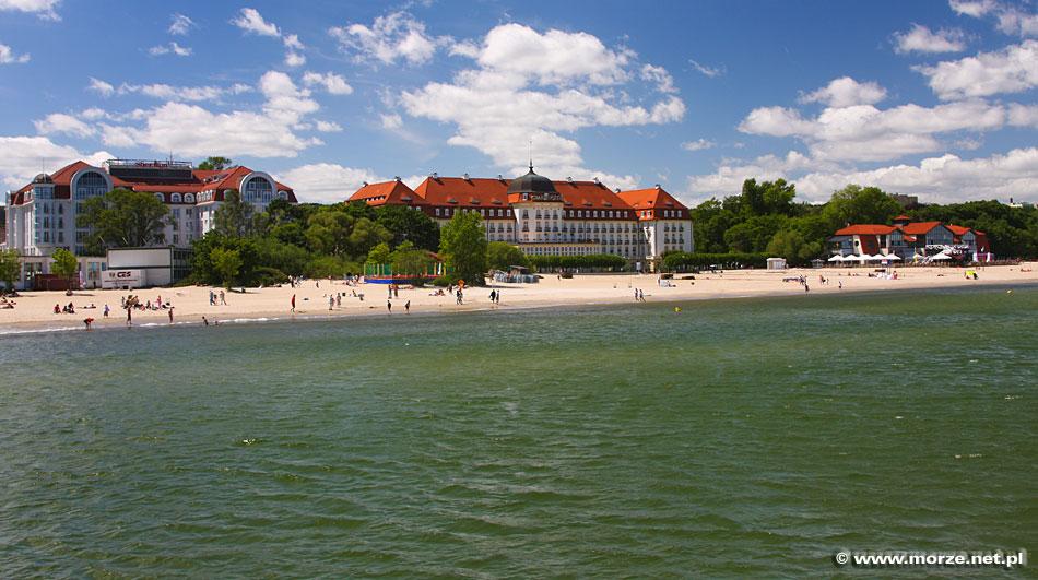 Trójmiasto - Sopot - hotel Grand