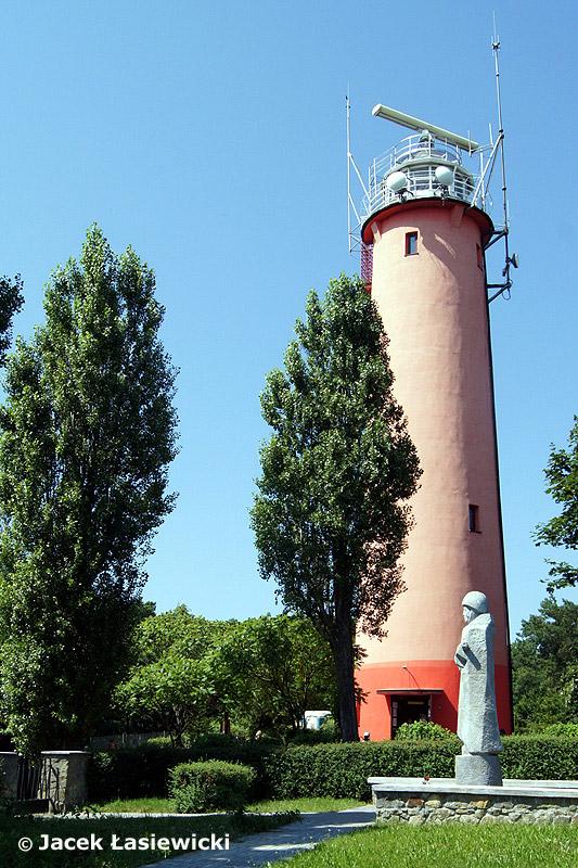 Krynica Morska latarnia morska